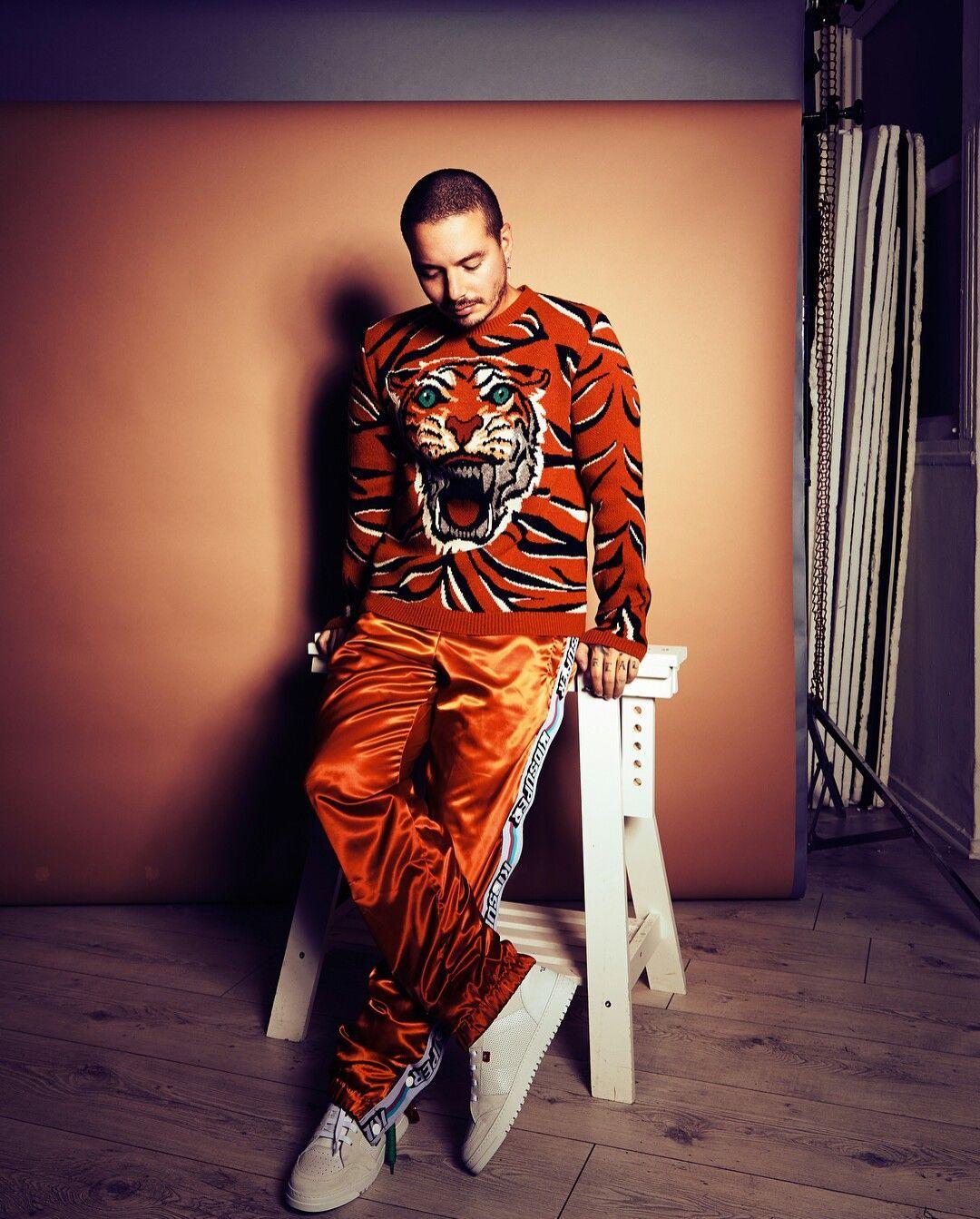 J Balvin en 2020 Jbalvin, Moda estilo, Moda