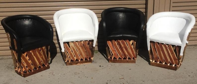 Equipales Traditional Chair Mexican Rustic Patio Furniture Etsy