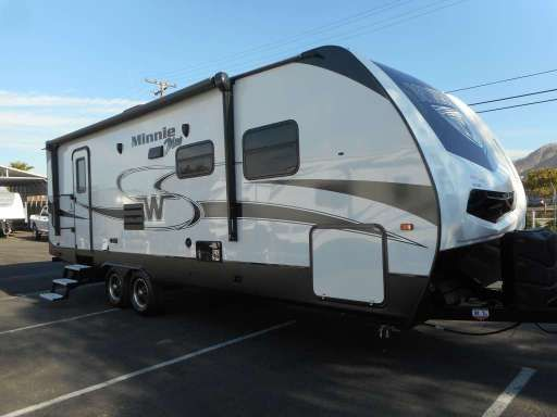 Check Out This 2018 Winnebago 26rbss Minnie Plus Listing In Moreno