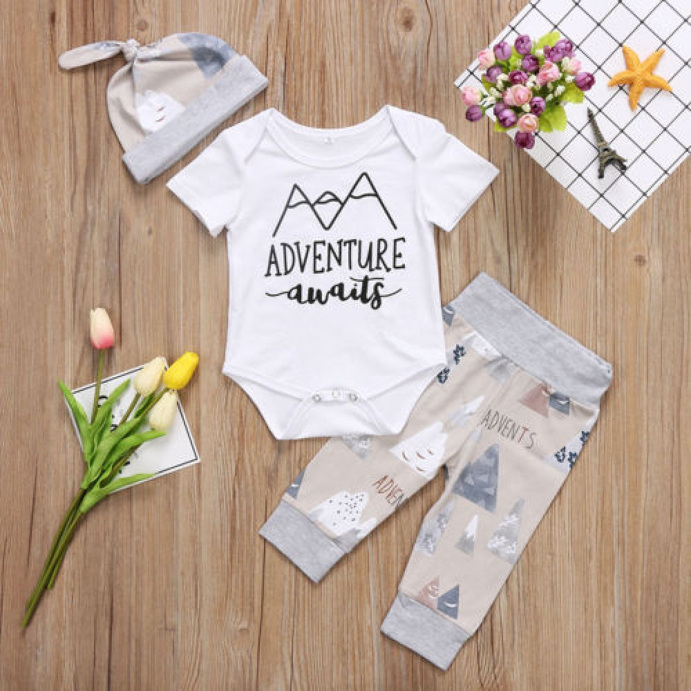 Baby Romper Keep Calm and Garden On 100/% Cotton Long Sleeve Infant Bodysuit