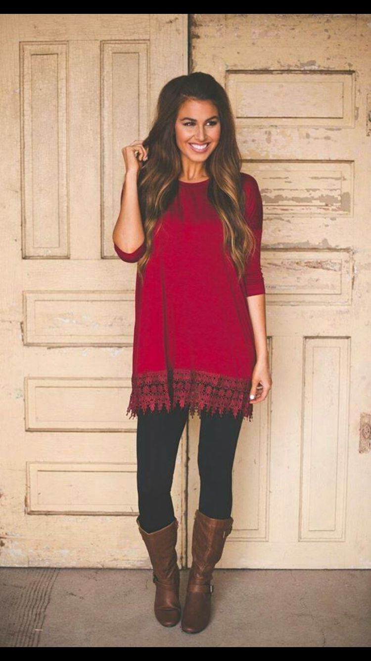 Love this tunic!