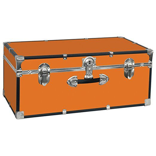 Storage Trunks For College Endearing Amazonsmile Seward Trunk College Dorm And Camp Storage Footlocker Inspiration