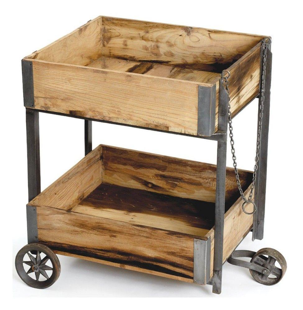 Mobiliario bricolaje muebles de dise o industrial de for Muebles de diseno industrial