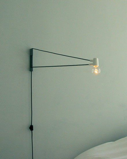 Cool Bedside Lighting Cord Lamps By Brendan Ravenhill Apartment Therapy