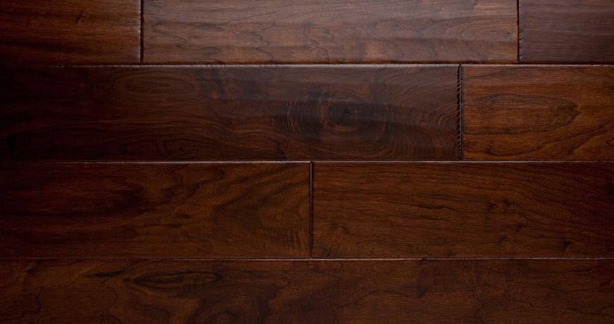 how to clean dark engineered wood floors