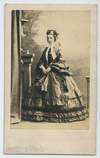 Princess Marie Isabelle d'Orleans, countess of Paris