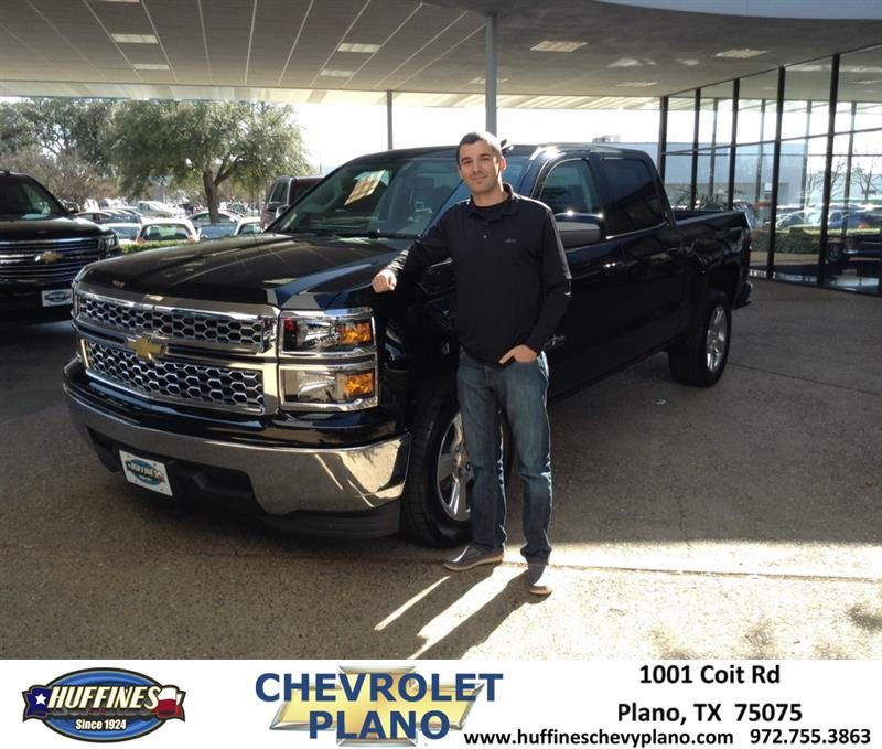 https://flic.kr/p/DYpp6K | #HappyBirthday to Chad from Blair McElreath at Huffines Chevrolet Plano | deliverymaxx.com/DealerReviews.aspx?DealerCode=NMCL