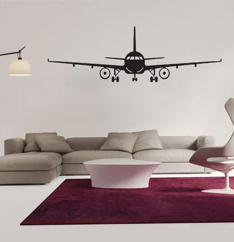 Best Airbus A320 Printed Wall Stickers In 2019 Wall Decor 400 x 300