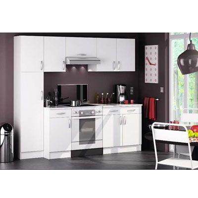 ÉLÉMENT BAS NOVA-Kitea-Eléments de cuisine-maroc Cuisine 1 - hauteur entre meuble bas et haut cuisine