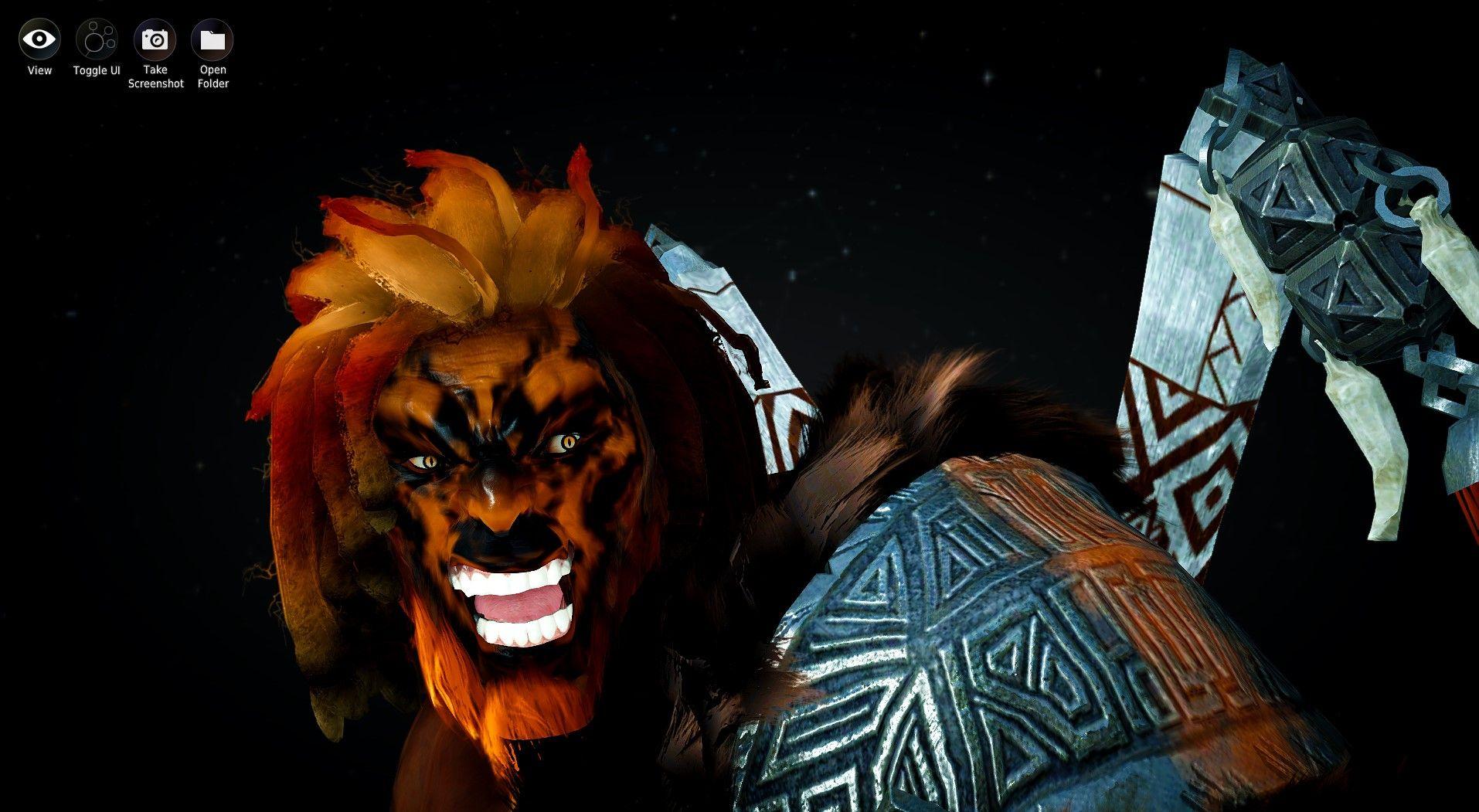 Beast Berserker / Charr - Black Desert Templates | Black Desert Online