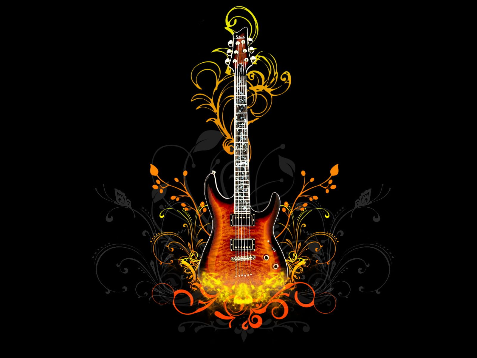 Music Guitar Wallpaper From Guitar Wallpapers Wallpapers