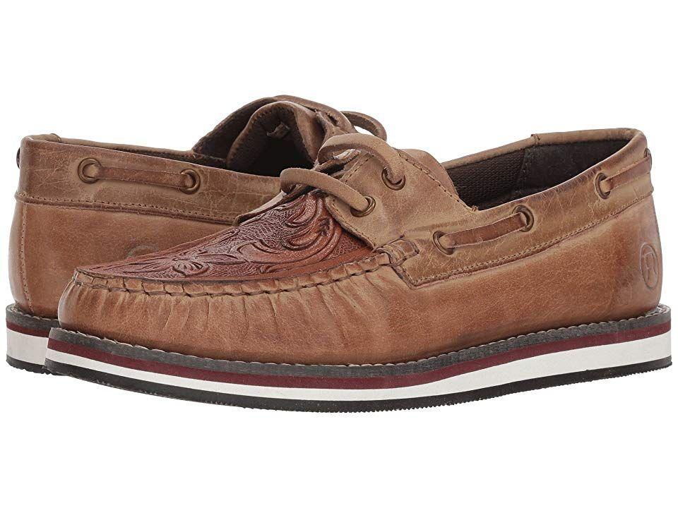 Roper Mens Mesh Boat Shoe