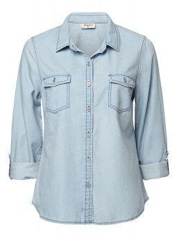'Kate' Chambray Shirt