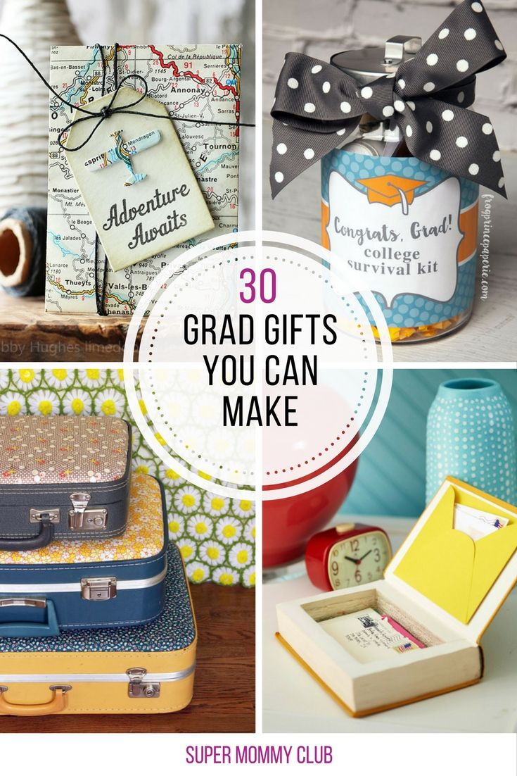 unique grad gifts to make that theyll actually be able to - Graduation Gift Ideas