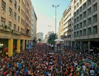 ACONTECE: Camarote Oficial do Galo da Madrugada 2017