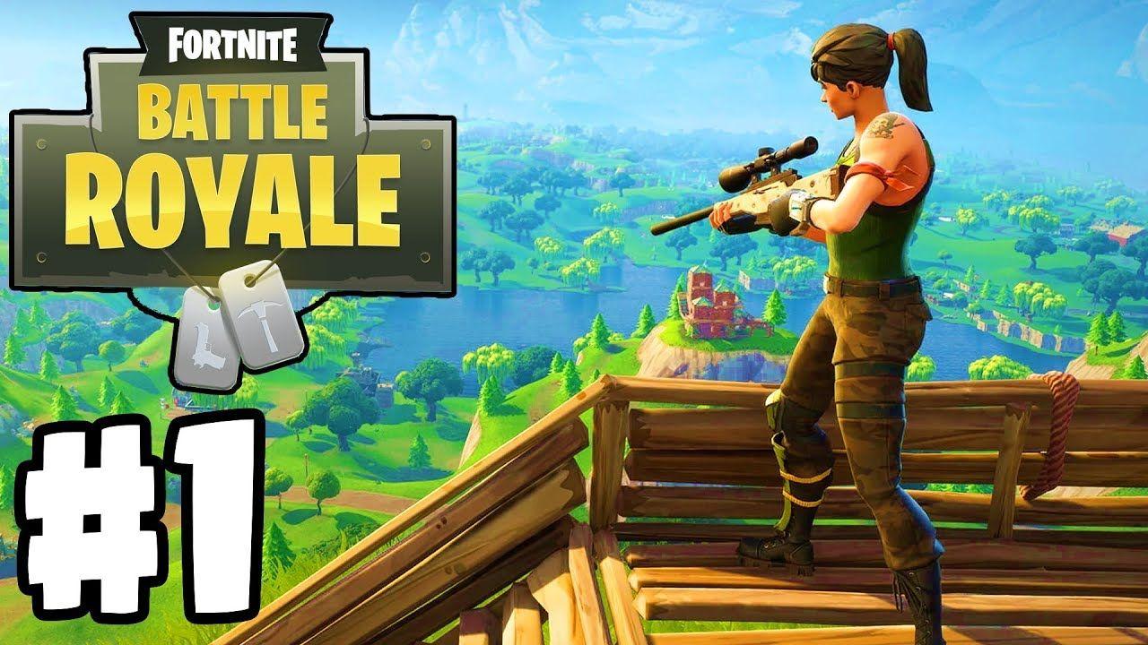 New Battle Royale Game Fortnite Battle Royale Tips