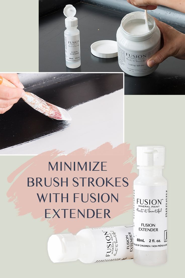 How to get a smooth paint finish without brushstrokes