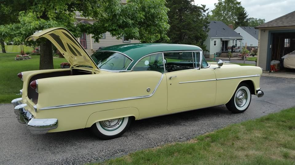 54 Super 88 Holiday Coupe Post your cars for sale on http://www ...