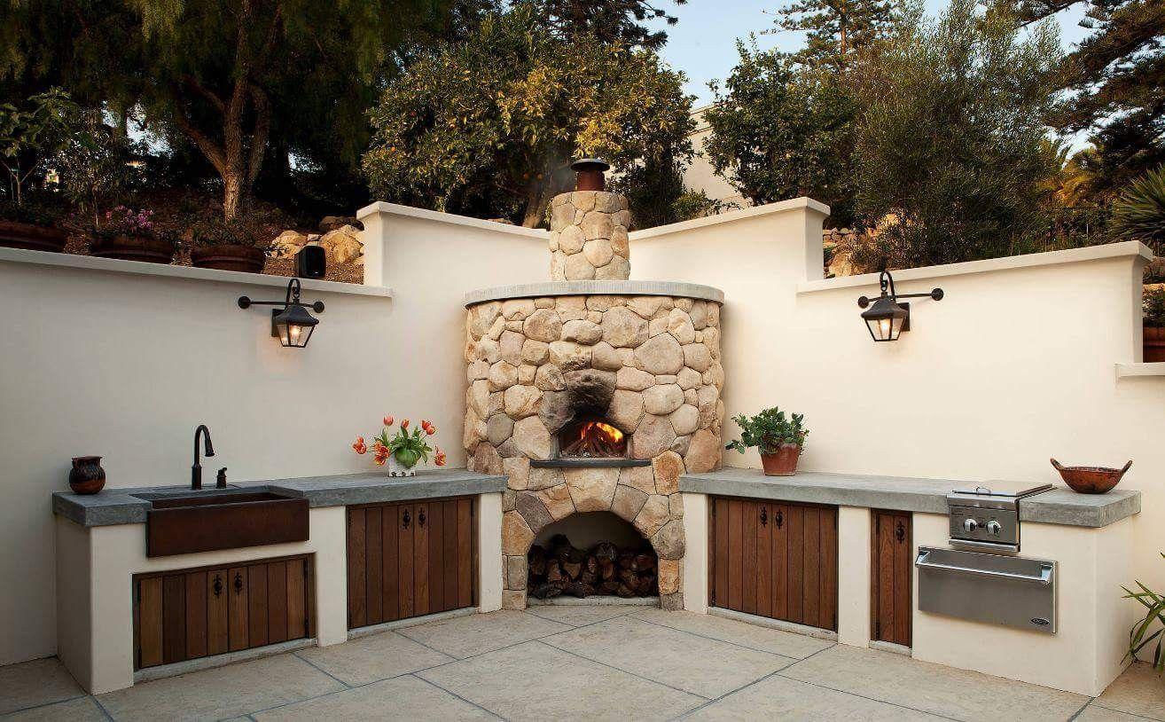 Pin By Arnel Mostert On Huis Paleis Outdoor Kitchen Sink Outdoor Kitchen Design Pizza Oven Outdoor Kitchen