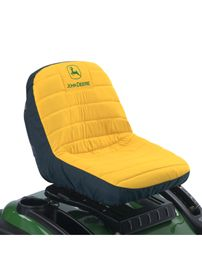 Phenomenal John Deere Gator Riding Mower Seat Cover John Deere For Machost Co Dining Chair Design Ideas Machostcouk