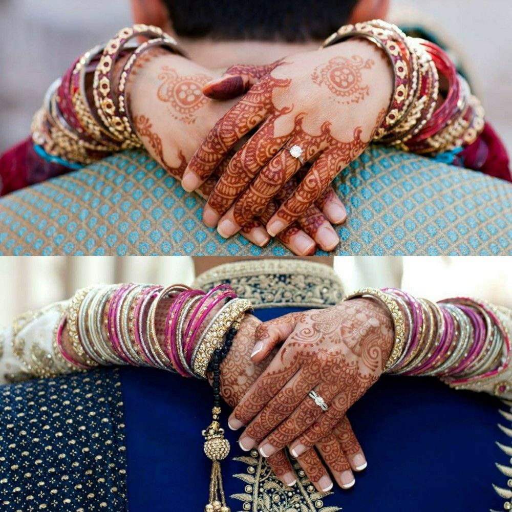 Pin mehndi and bangles display pics awesome dp wallpaper on pinterest - Photography By Noor