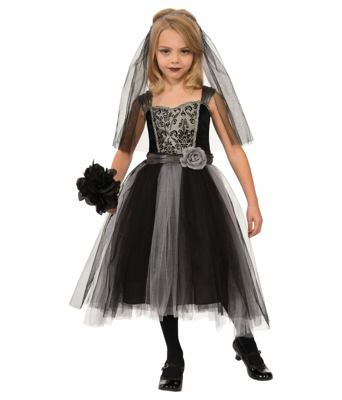 kid balerinas | Gothic Ballerina Child Costume - Kids Halloween ...