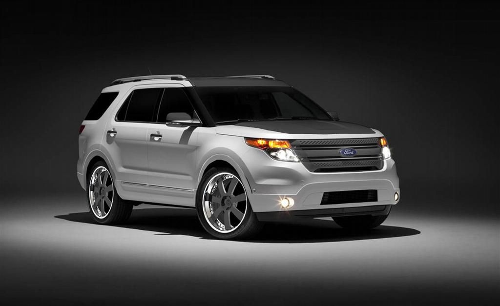 2011 Ford Explorer By Cgs Performance Products News And