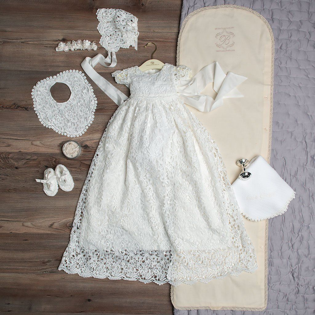 Luca 5 Piece Suit | Baptism | Pinterest | Christening gowns and Craft