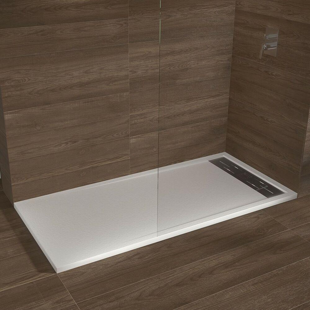 Details Zu Duschwanne Bodengleiche Duschtasse Dusche Flach Rand