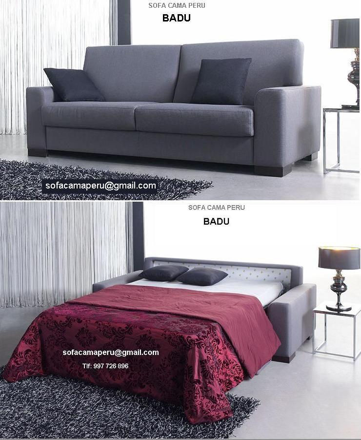 44192c09 Un sofá cama te permite crear ambientes versátiles segun tus necesidades,  sin dejar la elegancia y el buen gusto. Cada diseño se fabrica a pedido en  el ...