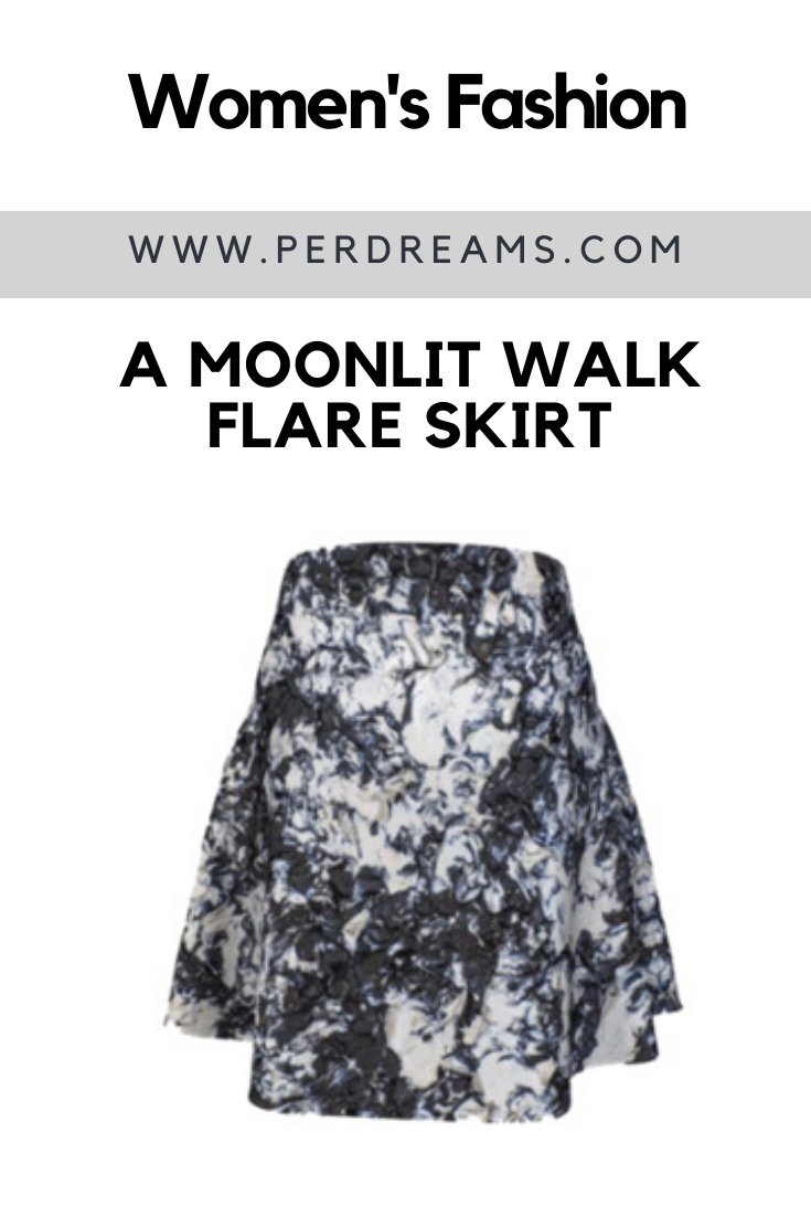 Cute comfort, modern style and a hot skater-skirt length…this sexy separate has it all! Wear with confidence – our vibrant, never-fade pattern is certain to become your go-to power piece when you really want to dazzle. Mid-thigh length; skater style. #skirtoutfit #skirtfashion