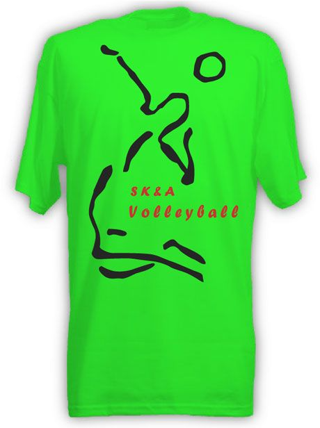 printed volleyball t shirts to dominate the net more at stylendesignscom - Volleyball T Shirt Design Ideas