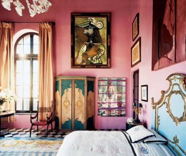 The Most Beautiful Bohemian Bedrooms In