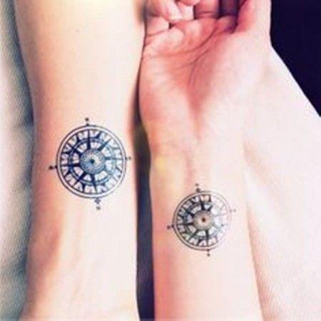 Tatuajes-para-Parejas-17 Tatooes♡ Pinterest Tatuajes, Tatoos - tatuajes para parejas