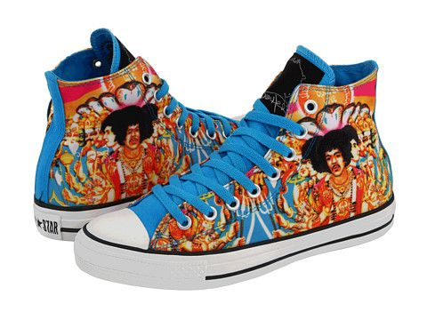f9c65717a7bd Converse pulls shoe portraying Hendrix as Hindu god