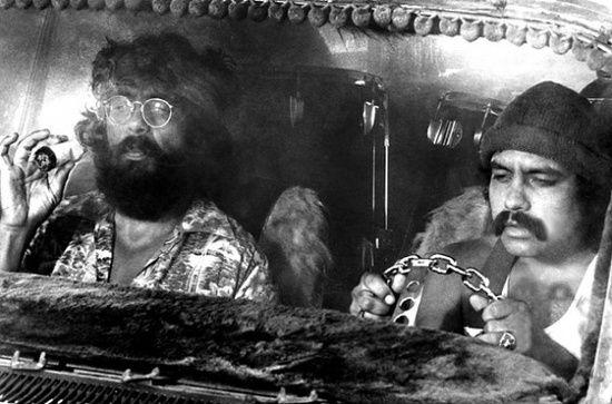 Cheech Chong Cheech And Chong Up In Smoke Photo Illustration