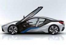 Bmw I8 Concept Clear Front And Clear Doors Car Designs