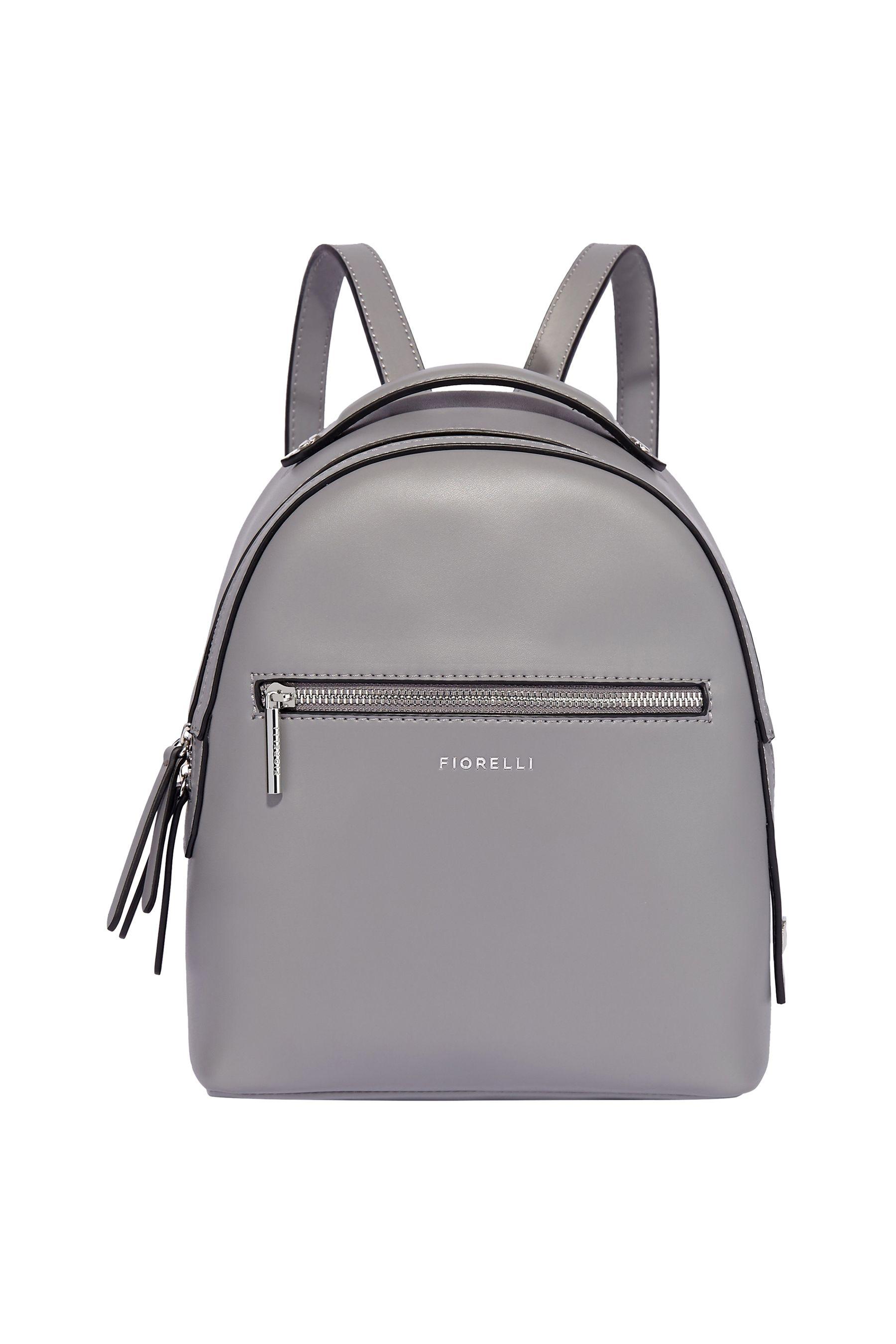 310cbadd6389 Womens Fiorelli Anouk Backpack - Grey