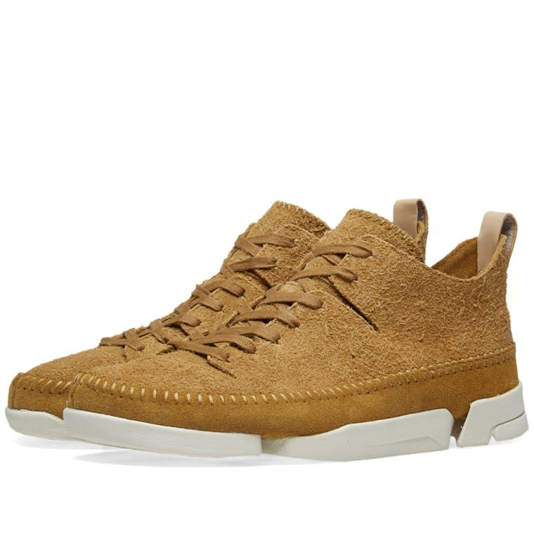 CLARKS ORIGINALS Oak Suede TRIGENIC FLEX Sneakers | Cueros