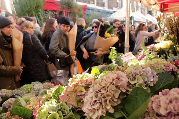 A Beginner S Guide To East London Sightseeing London Sightseeing Columbia Road Flower Market East London