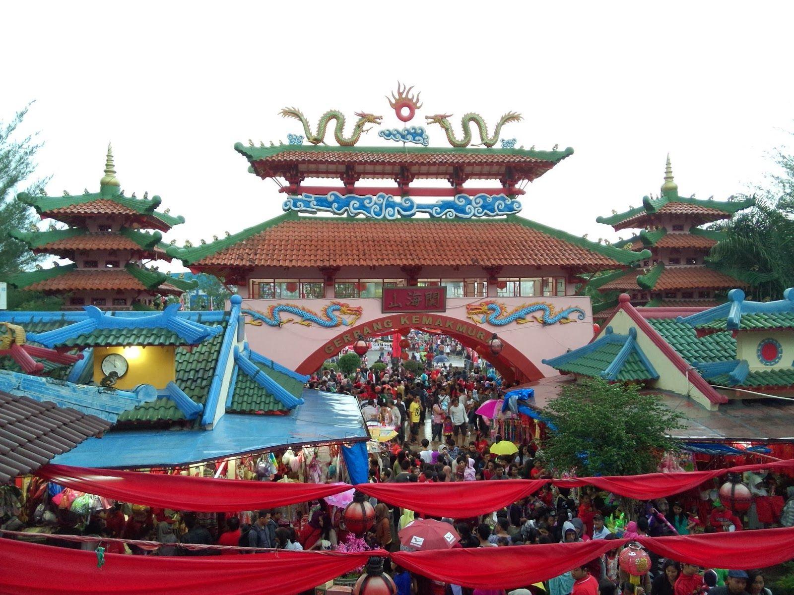 Kampung China Cibubur - Berlibur di Kota Wisata Cibubur