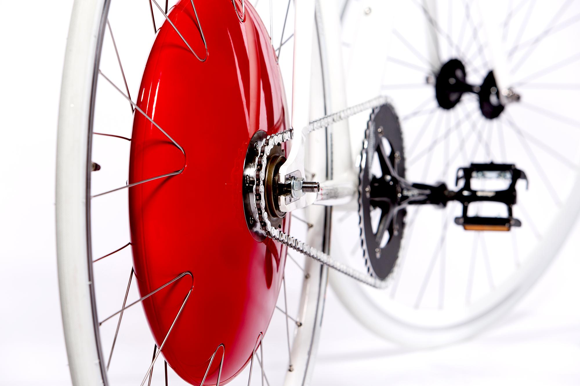 Superpedestrian - The Copenhagen Wheel