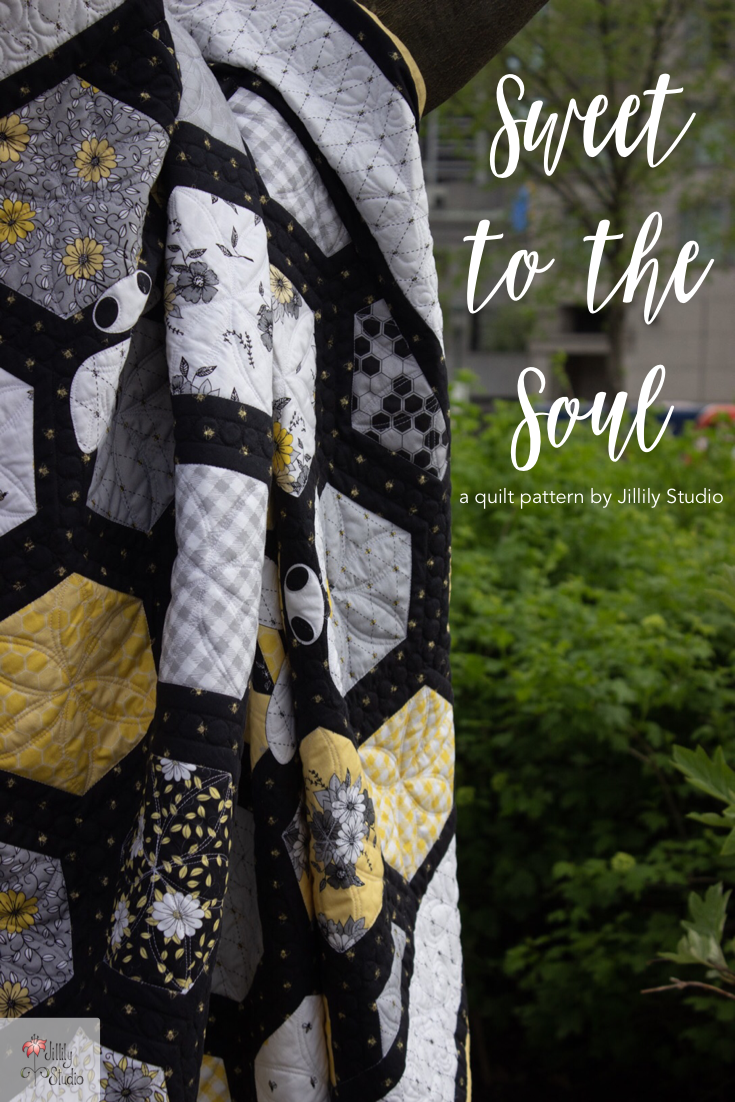 Sweet to The Soul Quilt Pattern