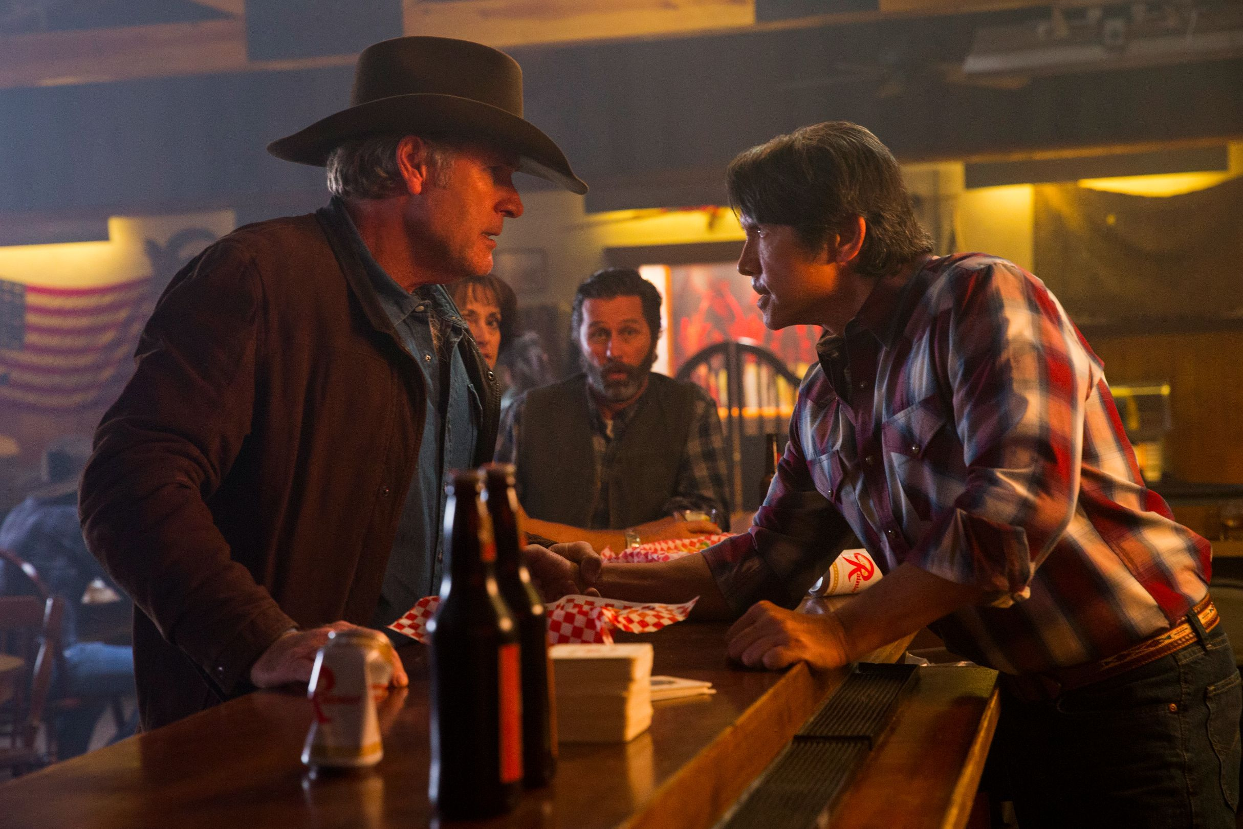 Why We Love Longmire, Heartland and Westerns In General