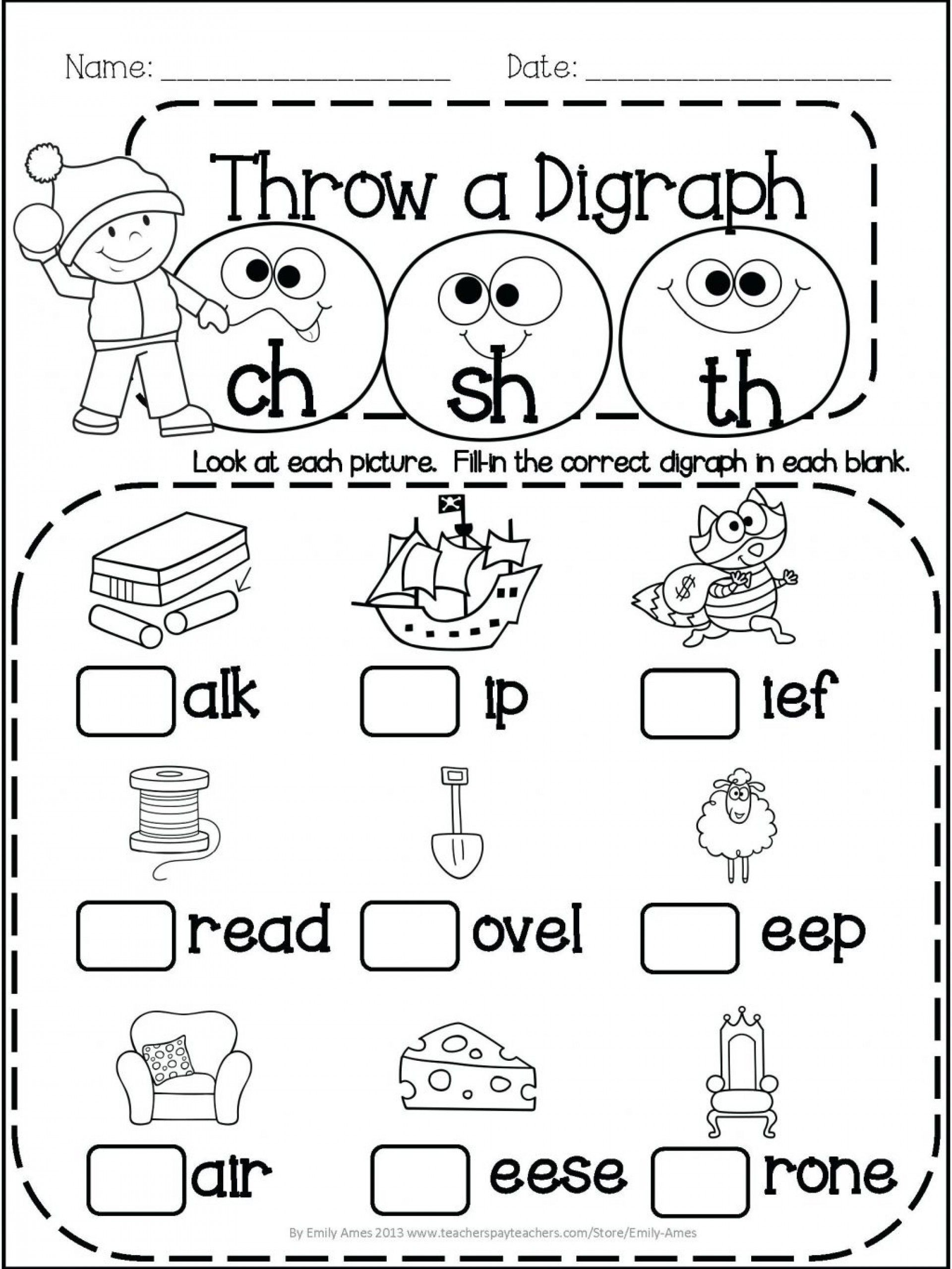 4 Worksheet Free Preschool Kindergarten Worksheets Vowels
