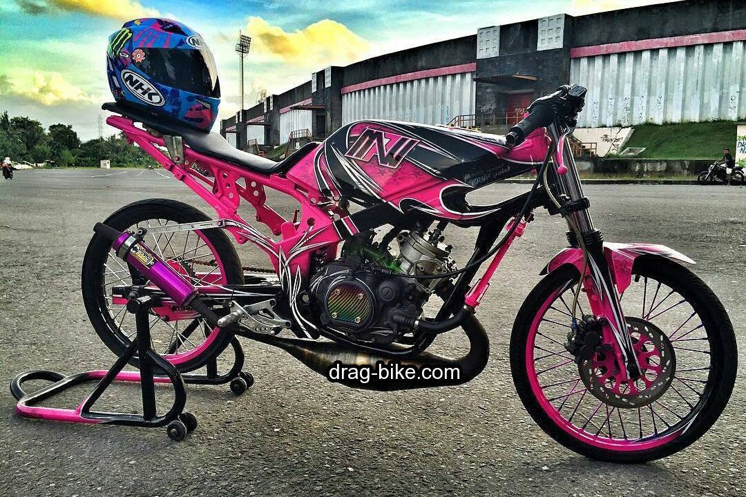 gambar drak motor ninja r 150 Motor jalanan, Motor, dan