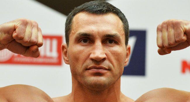 Boksen Klitschko