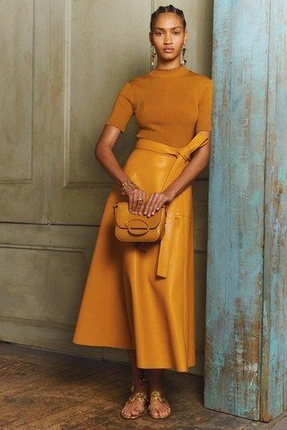 Oscar de la Renta Pre-Fall 2020 - Fashion Shows | Vogue Germany