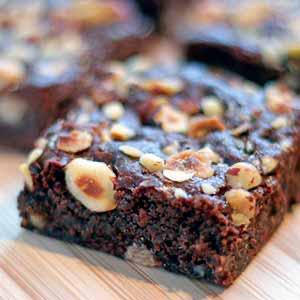 Glutenfri brownie uden sukker* – nem, lækker og sundere | CookingClub #sundtslik