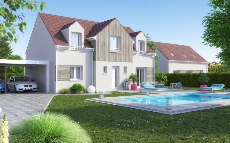 Opportunité a saisir !françois klein créateur de projet le pavillon - construire une maison de 200m2